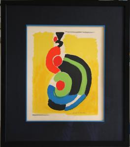 Litho Sonia Delaunay